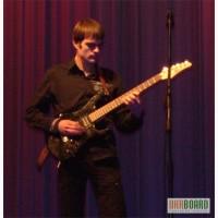 Уроки игры на гитаре Харьков