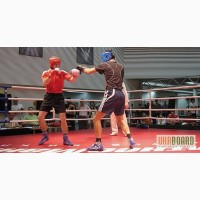 Ринги боксерские напольные, на помосте