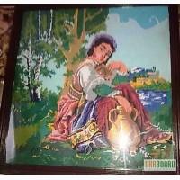 Вышивка картин крестиком на заказ. есть много готовых работ.