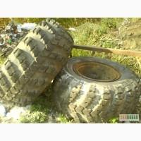 Продам колеса для автомобиля КРАЗ-255