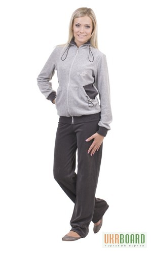 Одежда для дома велюровые женские
