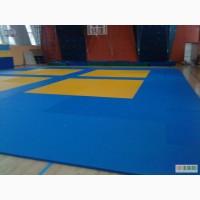 Татами, ковры борцовские, стеновые протекторы – от производителя