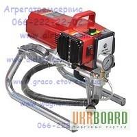 Профессиональный поршневой покрасочный аппарат безвоздушного распыления Airless 6389