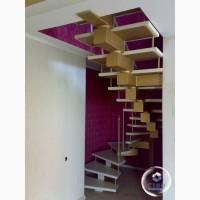 Лестницы из дерева и металла под заказ