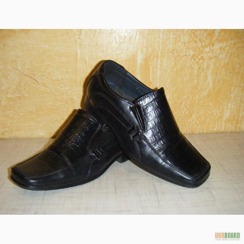 Продам туфлі для хлопчика 3fba4342a5aa0