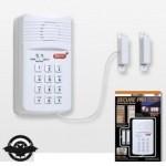 Бездротова сигналізація з магнітним датчиком. secure pro keypad alarm system alarm
