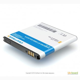 EB575152VU аккумулятор SAMSUNG i897 Captivate, GT-i9001 Plus, GT-i9088 GT-i9000 i927 Glide