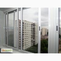Раздвижная система Provedal для балконов и лоджий
