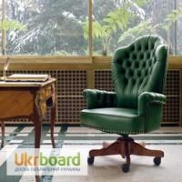 Кресло руководителя. Элитные кресла в коже G15 H132 Италия