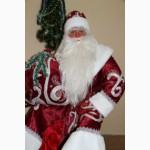 Дед Мороз заказ вызвать визит в Киеве