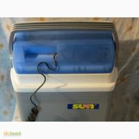 Автохолодильник с адаптером под резетку