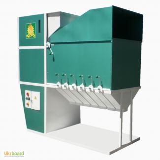 Аэродинамический сепаратор ИСМ-30 для чистки и калибровки зерновых
