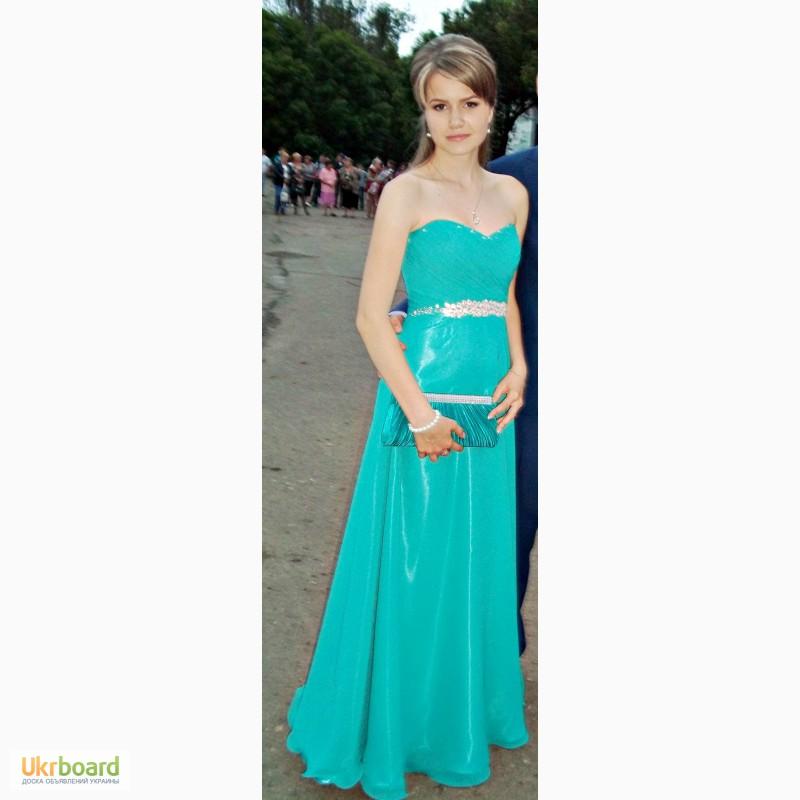 Купить выпускные платья бу