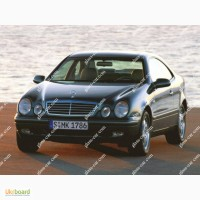 Лобовое ветровое стекло Mercedes W208 CLK Мерседес В208 ЦЛК Автостекло Автостекла