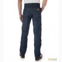 Джинсы Wrangler США 13MWZ Original Fit Jeans - Rigid Indigo (США)