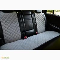 Чехлы на сиденья авто из Алькантары