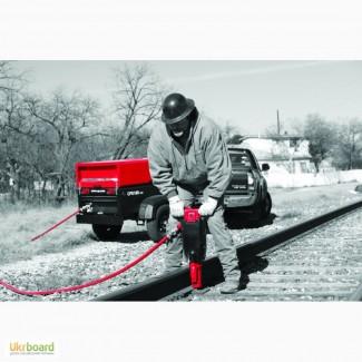 Продам передвижной дизельный компрессор от 5 до 12 м3/мин для пескоструйных работ