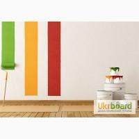 Покраска стен и потолков: 35 грн м2. Малярные работы Днепр. Качественно