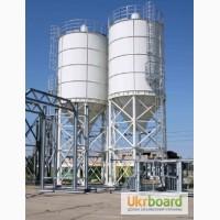Силосные емкости (Силосы) от 50 до 1400 тонн. Завод изготовитель
