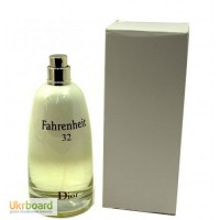 Christian Dior Fahrenheit 32 туалетная вода 100 ml. (Тестер Диор Фаренгейт 32)