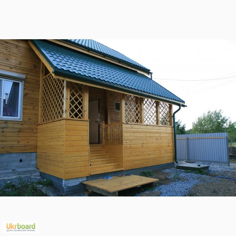 Фото крыльца к деревянному дому фото своими руками 46