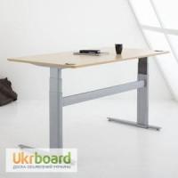 Продам эргономичный стол с регулировкой высоты для работы сидя стоя Conset