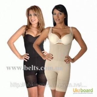 Корректирующие шорты с бретелями Slim Lift Air