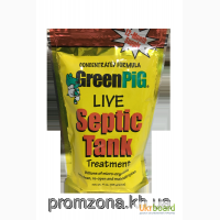 Septik tank green pig