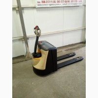 Электротележка CROWN 1600 кг 2013 для мал. магазинов