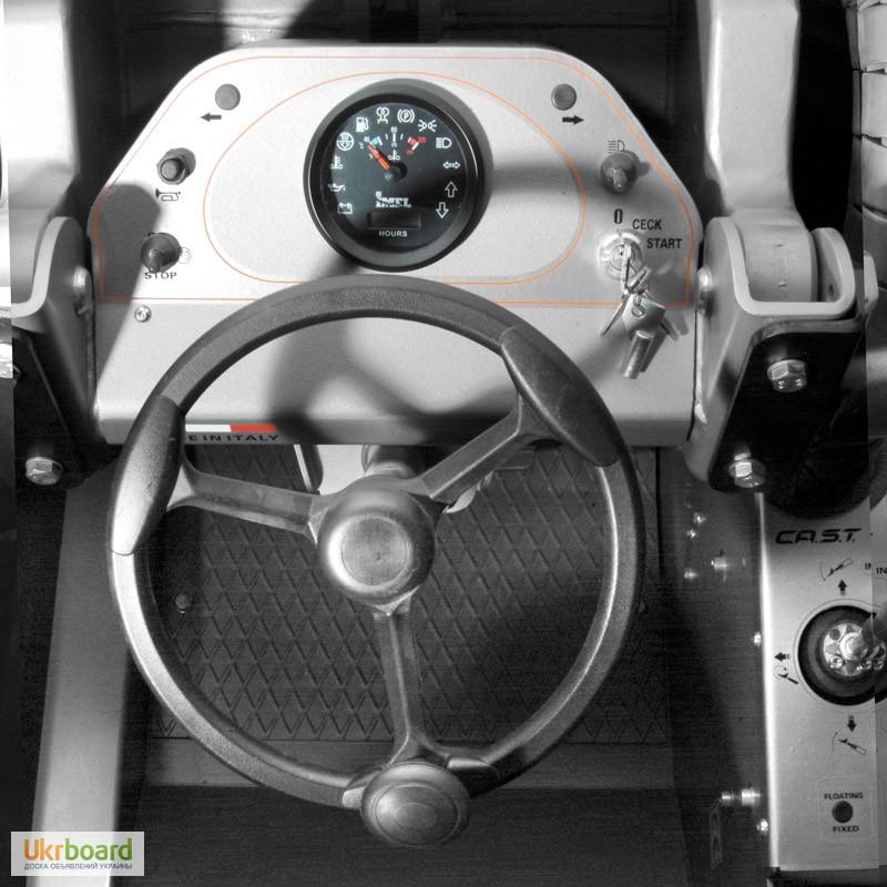 Фото 4. Многофункциональный мини погрузчик PIXY 35Т