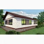 Светлый и уютный каркасный дом из сип панелей от производителя