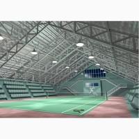Строительство спортивных комплексов в Киеве