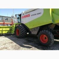 Зерноуборочный комбайн Claas Lexion 580 2005 года
