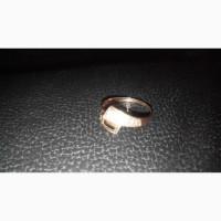 Продам золотое кольцо, браслет часовой серебряный