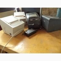 Чекопечатающие принтеры и мониторы