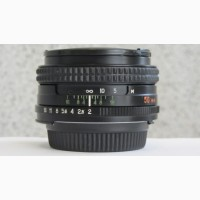 Продам объектив ARSAT Н 2/50 на Nikon.Новый