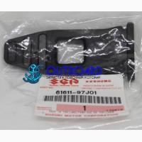 Защёлка крышки двигателя. Suzuki DF 2.5 (61611-97J00/61611-97J01