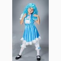 Детский карнавальный костюм Мальвины, возраст 3-6 лет.Новинка