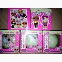 Lol surprise, кукла лол 2 серия, подарок девочке, большой шар