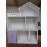 Кукольный домик, домик для Барби, ляльковий будиночок