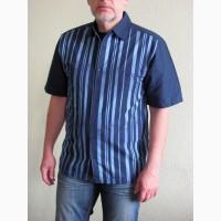Сорочки чоловічі класичні на короткий рукав
