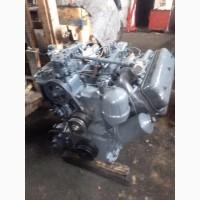 Двигатель со стартером ЯМЗ-236 после капремонта