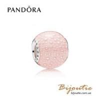Шарм PANDORA розовое очарование - 797091EN160 оригинал