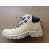 Рабочие фермерские ботинки из нубука