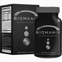 BIOMANIX для мужчин продлевают секс до 3 часов