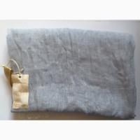 100% супер льняной шарф scotchsoda, нидерланды, 200х80, за 1 шт