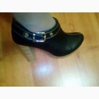 Ботинки осенние 36р