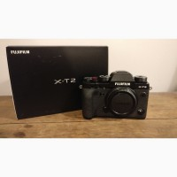 Fujifilm X-T2 Fuji (XT2) беззеркальная цифровая камера - черный