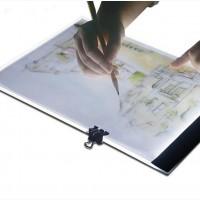Планшет для рисования и копирования с Led подсветкой Manturinni А4