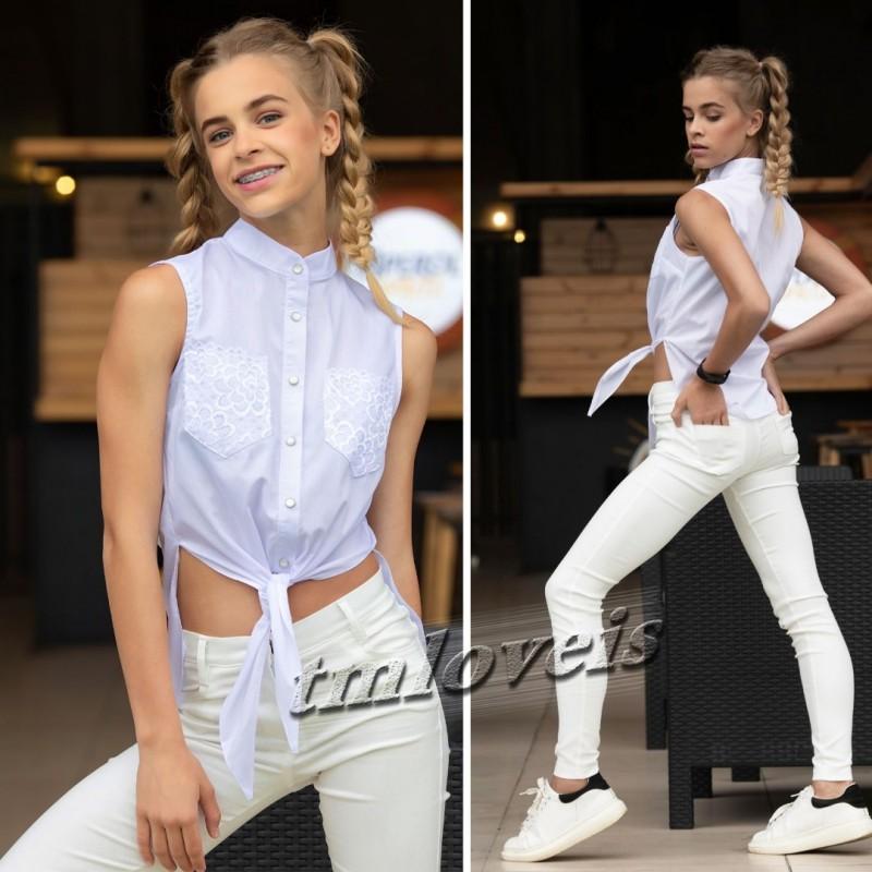 Фото 10. Ультрамодные топовые блузка и рубашка для девочки. 7-16лет. Блузочка